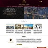 Luxury Development & Construction logo