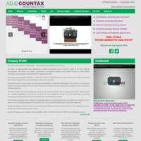 Addcountax logo