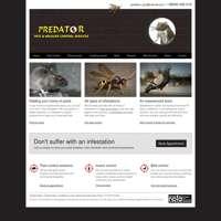 Predator Pest Control Services logo