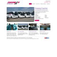 Freeway Coaches Ltd logo