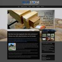 Blue Stone home and garden Ltd  logo