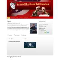 Around the Clock Bail Bonding logo