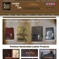 Amazing Leather Products logo