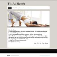 Fit-At-Home logo