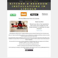 Kitchen-Bedroom Installations