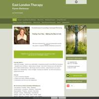 East London Therapy  eastlondontherapy.com logo