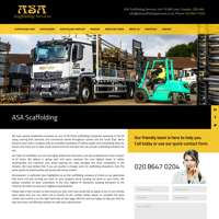 ASA Scaffolding Services Ltd logo