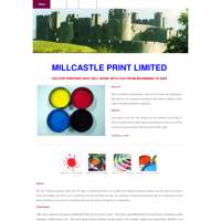 Millcastle Print  Ltd logo