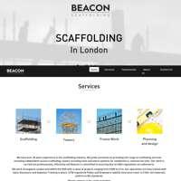 Beacon Scaffolding LTD logo