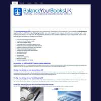 Balance Your Books UK logo