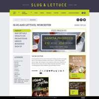 Slug and Lettuce logo