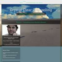Crystal Clear Counselling.  logo