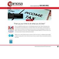 Lamosa Business Services logo