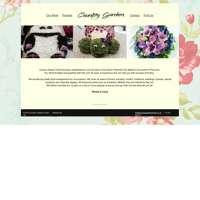 Country Garden florist logo