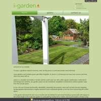 i-garden logo