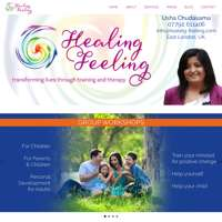 Healing Feeling logo