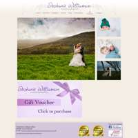 Stephanie Williamson photography  logo