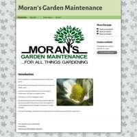 Morans Gardens logo
