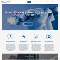 Network plumbing and heating