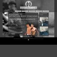 definition body coaching  logo