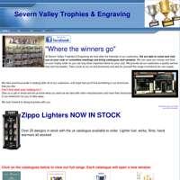 Severn Valley Trophies & Engraving logo