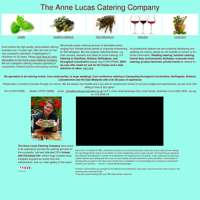 The Anne Lucas Catering Company logo
