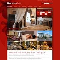 Bannatyne Hotel, Darlington logo