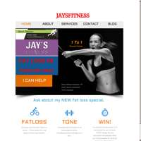 Jaysfitness.co.uk  logo