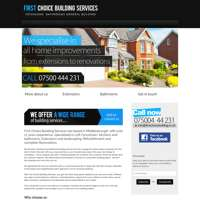 First Choice Building Services