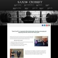 Saxon CrossFit logo