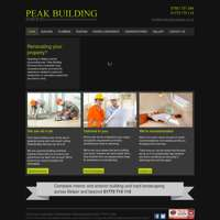 PeakBuildingServices LTD logo