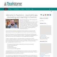 Tealstone  logo
