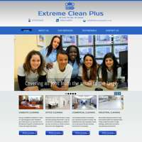 Extreme clean plus logo