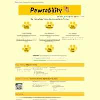 Pawsability logo