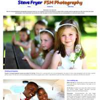 Steve Fryer Photography logo