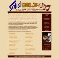 Solid Gold Entertainment logo