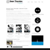 Sean Thornton Fitness logo