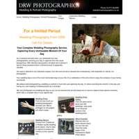 DRW Photographis logo