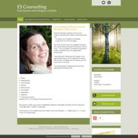 ES Counselling  logo