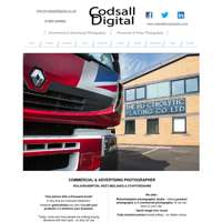 Codsall Photographic logo