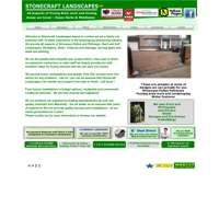 Stonecraft landscapes Ltd  logo
