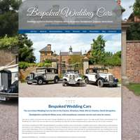 Bespoked Wedding Cars logo