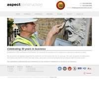 Aspect Construction Ltd  logo
