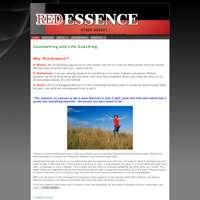 Red Essence logo