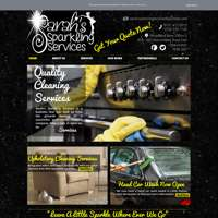 Sarah's Sparkling Services Ltd