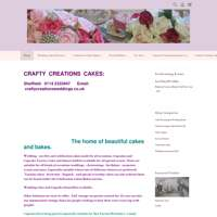 Crafty Creations Cakes logo