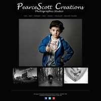 PearceScott Creations logo