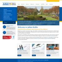 Julian Hobbs, Chartered Accountants, Chartered Tax Advisers logo