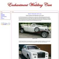 enchantment wedding cars logo