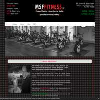 MSF Fitness Ltd logo